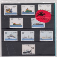 PORTUGAL - MADERE -SERIE BATEAUX SOUS BLISTER   / 1 - Madeira