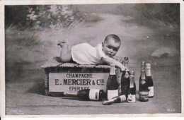 279421Epernay, Champagne  E.  Mercier & Cie Epernay (poststempel 1907) - Epernay