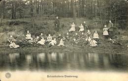 CPA - Belgique - Kalmthout - Schoolkolonie Diesterweg - Kalmthout