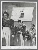 1948  --  PARDON DE SAINTE ANNE LA PALUD  BANNIERE DES RESCAPES BUCHENWALD 3S163 - Non Classés