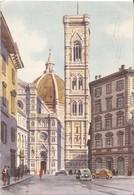 0427 - FIRENZE - IL CAMPANILE DELLA CATTEDRALE - Firenze (Florence)