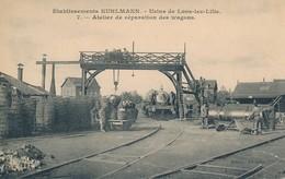 Lille Solon 7 KUHLMANN Atelier De Réparations Des Wagons Rare TBE - Lille