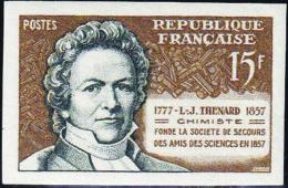 France Non Dentelés N°1139 15f L-J Thénard Qualité** - Frankreich