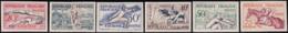 France Non Dentelés N°960-965 Jeux Olympiques D'Helinski 1952 (6 Valeurs) Qualité** - Frankreich