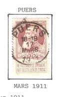 REF230/ TP 77 (GB) Coba T2 L C.Puers 18-19 / 17 / MARS / 1911 - 1905 Grosse Barbe