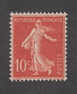 France - Semeuse Camée - N°135 ** Neuf Sans Charnière - Cote Yvert : 35 Euros - TB - Nuovi