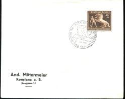 Deutsches Reich 699 Sonderstempel Auf Umschlag - Germany