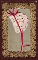 Carte Bonnet De Sainte Catherine  - Fantaisie Transparente Rhodoïd  - Vive  Sainte-Catherine - Santa Catalina