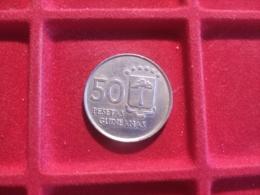GUINEA EQUATORIALE 50 Pesetas 1969 - Guinée Equatoriale
