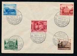 D.-Reich Stempel   Beleg    (zu2026  ) Siehe Scan - Briefe U. Dokumente