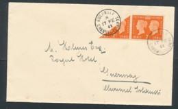 Guernsey  Sammler   Beleg    (zu2031  ) Siehe Scan - Besetzungen 1938-45
