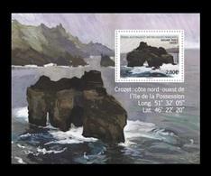 TAAF 2020 Mih. 1071 (Bl.79) Roche Percee Rock MNH ** - Tierras Australes Y Antárticas Francesas (TAAF)