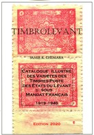 TIMBROLEVANT 2020 - Levant (1885-1946)