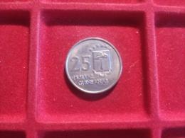 GUINEA EQUATORIALE 25 Pesetas 1969 - Guinea Ecuatorial