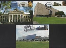 Taiwan R.O.CHINA -Maximum Card.-The Beauty Of Museums Of Taiwan 2014 - 1945-... Repubblica Di Cina