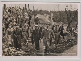NS-Propaganda -Karte - Westerplatte .....(ko2817  ) Siehe Scan - Storia Postale