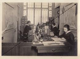 Photo Originale Bureau Bottin Didot à Paris - Otros