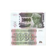 BILLET ZAIRE 1000 NZ - Zaïre