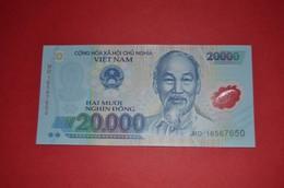 VIETNAM 20000 DONG 2006 PICK 120 POLYMER UNC NEUF - Vietnam