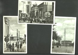 Olympic 1936 Berlin 3 Cards Of Germany - Zomer 1936: Berlijn