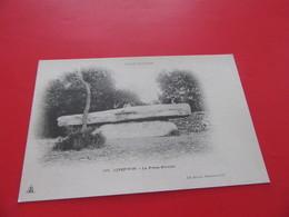 46 LIVERNON La Pierre Martine  Edit Baudel   NON Circulée  N° 158 Lot Illustre   Menhir Dolmen - Livernon