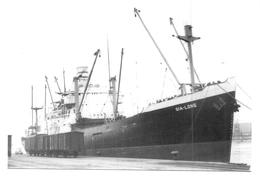 "Bateau Commerce "" Le Gialong  "" C T O 1944 Pictou 1956 "" Obokil "" 1961 Tawou "" 1966 "" Shin Chong "" - Reproducciones"