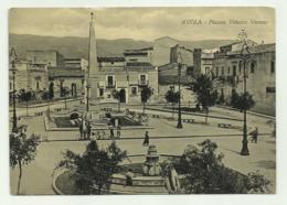 AVOLA - PIAZZA VITTORIO VENETO VIAGGIATA FG - Siracusa