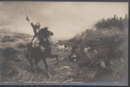 SALON 1901__VIVE L'EMPEREUR  Par  R. DESVARREUX  (theme) - Malerei & Gemälde
