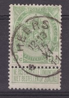 N° 83   DEPOT RELAIS * HEERS * - 1893-1907 Coat Of Arms