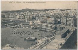 Algerie - Alger - Vue Generale Prise De L'Amiraute - Algiers
