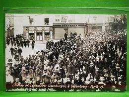 L'entrée Des Légionnaires Luxembourgois à Luxembourg. Th. Wirol - Cartes Postales