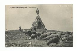 Saint Gengoux Le National- La Madone -71- Saône Et Loire - Frankreich