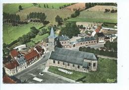 Sirault Vue Aérienne - Saint-Ghislain