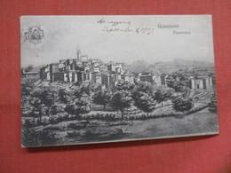 Lazio-roma-genazzano Panorama   Ref 3814 - Roma (Rome)