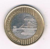 200 FORINT 2011 HONGARIJE /201/ - Hungary