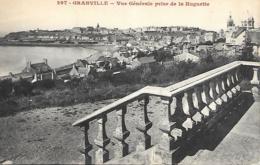 50 GRANVILLE VUE PRISE DE LA HUGUETTE - Granville