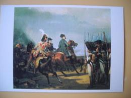 Napoléon Bonaparte, Tableau, Horace Vernet, Bataille D'Iéna - Historische Persönlichkeiten