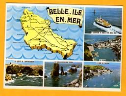 Belle-Ile  En Mer       Edt  YCA - Maps