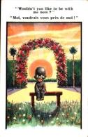 Inter-art Co Barnes Comique 6722 Lewin, Wouldn't You Like To Be With Me Now, Enfant Noir - Illustratori & Fotografie