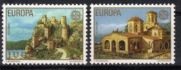 Yugoslavia,Europa CEPT 1978.,MNH - 1945-1992 República Federal Socialista De Yugoslavia