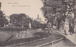BONN 1910 PARTIE POPPELSDORFER ALLEE - Bonn