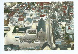 Wavre ( En Brabant ) L'Hôtel De Ville ( Vue Aérienne ) ( Carte Assez Rare ) - Wavre