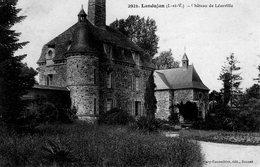 Landujan (35) - Château De Léanville. - Autres Communes