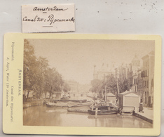 Amsterdam - Pijpenmarkt - Foto Jager - Old (before 1900)