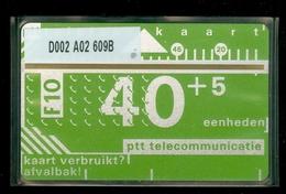 RRRRR * NEDERLAND 1986 1e SERIE * FIRST ISSUE * D002 A02 609B * ONGEBRUIKT * UNUSED * INUTILISÉ * CAT VALUE 400,00 - Nederland