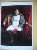 Napoléon Bonaparte, Tableau, Paul Delaroche  Napoléon 1er à Fontainebleau - Historische Persönlichkeiten