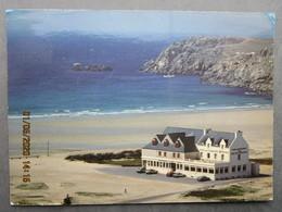 CP 29 PLOGOFF AUDIERNE  A 2km De La Pointe Du Raz , Hotel Restaurant De La Baie Des Trépassés 1985 - Plogoff