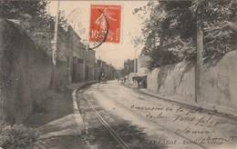 CPA-13-MARSEILLE-LE CABOT-Entrée Du Village - Quartiers Sud, Mazargues, Bonneveine, Pointe Rouge, Calanques