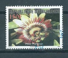 2008 Burundi 150F Flowers,fleurs,blümen Used/gebruikt/oblitere - 2000-09: Used