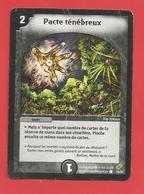 TRADING CARDS, CARTE : DUEL MASTERS, Pacte Ténébreux     X2 Photos - Trading Cards